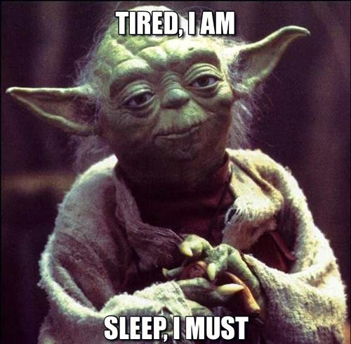 Sleep-I-Must